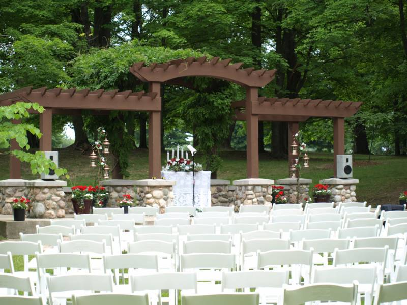 Outdoor Wedding Chairs Amp Services